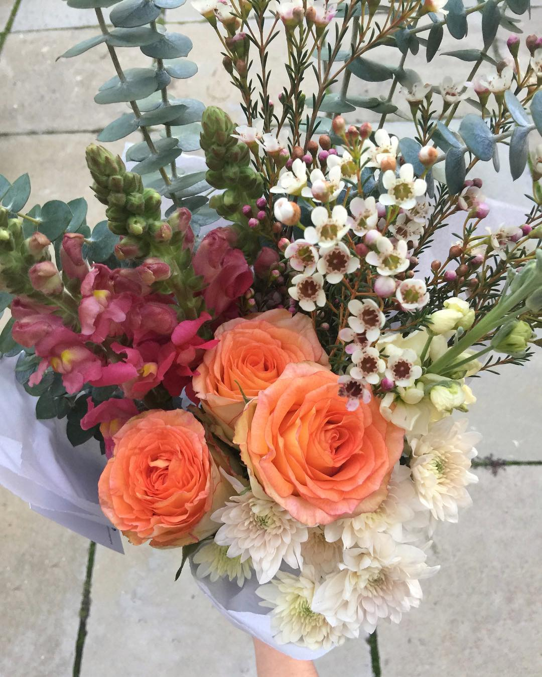 Post some Posy love tomorrow ?Preorder Tuesday's Posy online for R225 including delivery at www.petalandpost.co.za