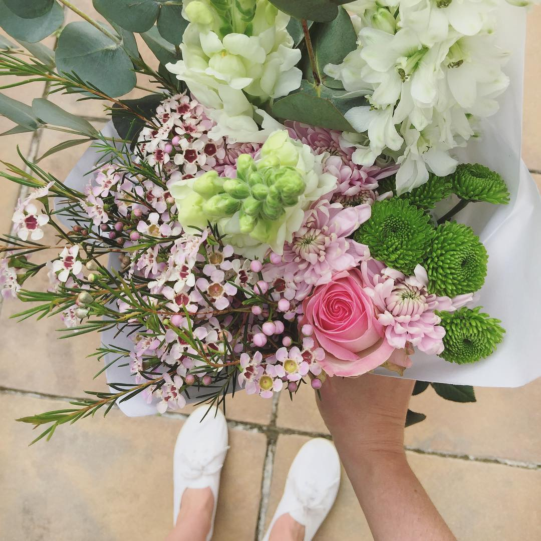Only three Posies left today! ?Treat yourself for the weekend. Order online at www.petalandpost.co.za